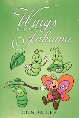 Wings for Jahama - eBook  -     By: Conda Lee