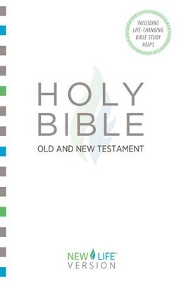 The Bible - New Life Version - eBook  -