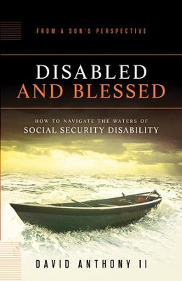 Disabled and Blessed - eBook  -     By: David Anthony