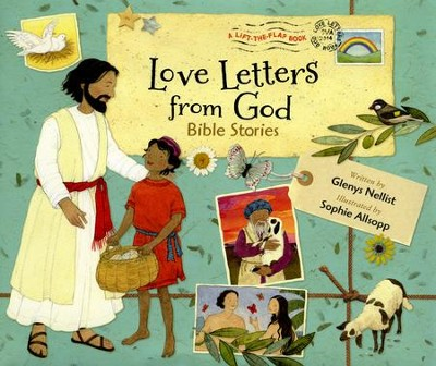 Love Letters from God   -     By: Glenys Nellist