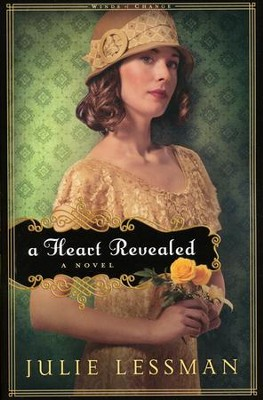 A Heart Revealed, Winds of Change Series #2   -     By: Julie Lessman