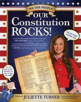 Our Constitution Rocks  -     By: Juliette Turner