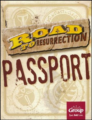 Passport, pack of 25  -