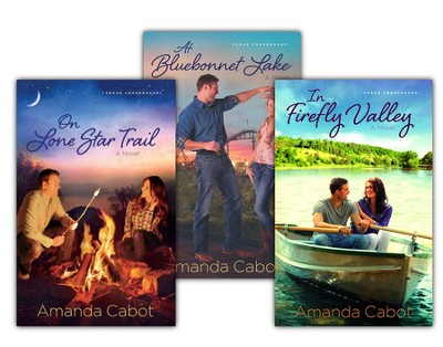 Texas Crossroads Series, Volumes 1-3  -     By: Amanda Cabot