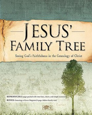 Jesus' Family Tree: Seeing God's Faithfulness In the Genealogy of Christ - eBook  -