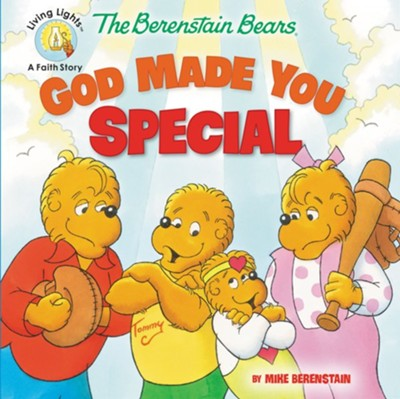 God Made You Special: Berenstain Bears   -     By: Mike Berenstain