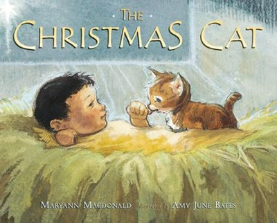 The Christmas Cat  -     By: Maryann MacDonald