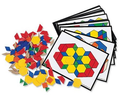 Pattern Block Activity Pack  -