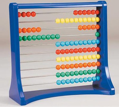 Ten Row Abacus   -