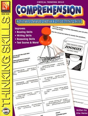 Critical Thinking: Comprehension   -