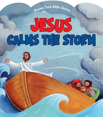 Jesus Calms the Storm  -     By: Connie Morgan Wade, Diane Stortz     Illustrated By: Laura Ovresat