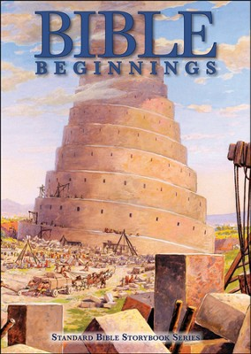 Bible Beginnings  -     By: Carolyn Larsen