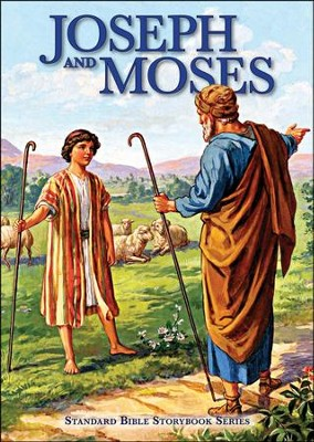 Joseph and Moses  -     By: Carolyn Larsen