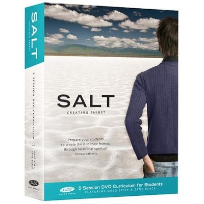 SALT: Creating Thirst  -     By: Greg Stier, Zane Black