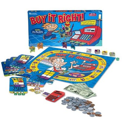 Buy It Right Shopping Game  -