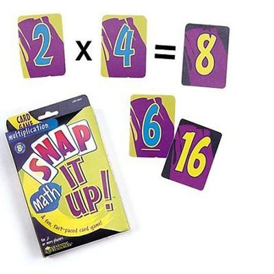 Snap it Up! Math: Multiplication  -     By: Homeschool