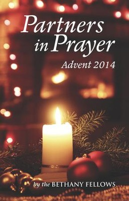 Partners in Prayer: Advent 2014 - eBook  -     By: Bethany Fellows