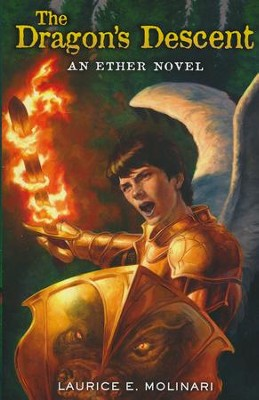 #3: The Dragon's Descent, Softcover   -     By: Laurice Elehwany Molinari