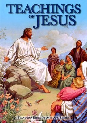 Teachings of Jesus  -     By: Carolyn Larsen