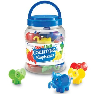 Snap 'N' Learn Counting Elephants   -