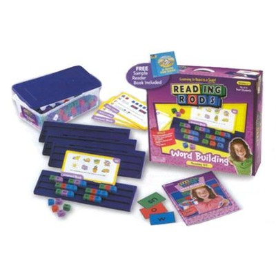 Reading Rods &#174: Word Building Classroom Kit   -     By: Homeschool