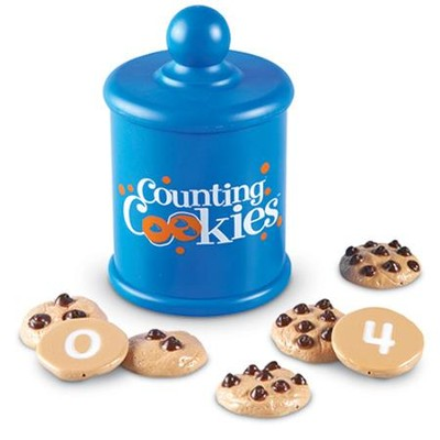 Smart Snacks: Counting Cookies   -