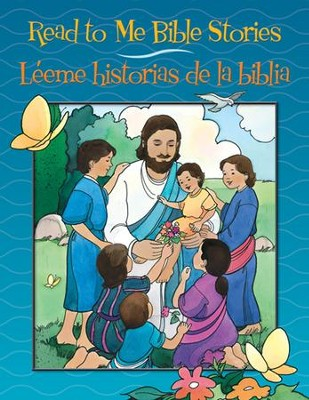 Leeme historias de la biblia, Read to Me Bible Stories  -     By: Standard Publishing & Len Ebert (Illustrator)     Illustrated By: Len Ebert