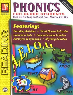 Phonics for Older Students   -