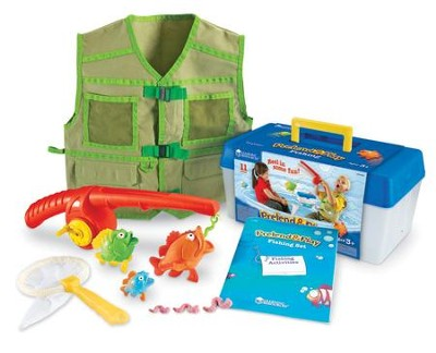 Pretend & Play Fishing Set   -