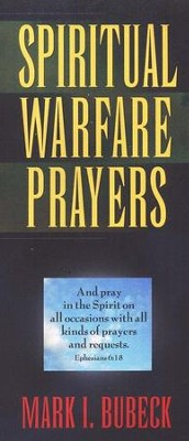 Spiritual Warfare Prayers / New edition - eBook  -     By: Mark I. Bubeck