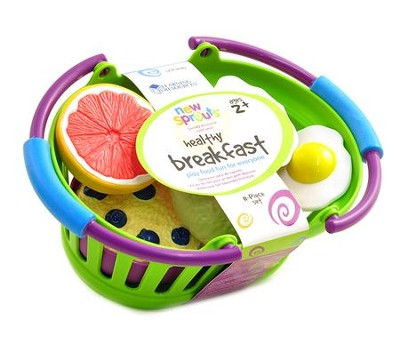 New Sprouts Healthy Breakfast   -