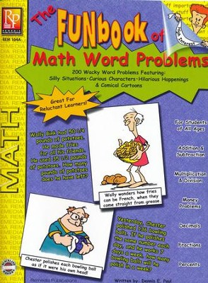 The Funbook Of Math Word Problems   -