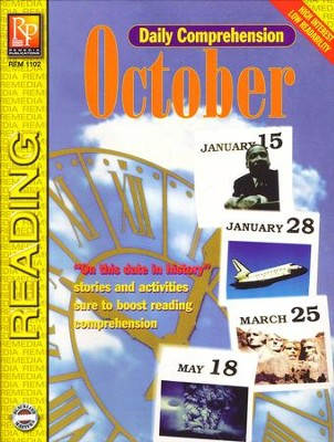 Daily Comprehension: October   -
