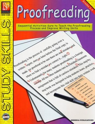 Proofreading Grades 3-4   -