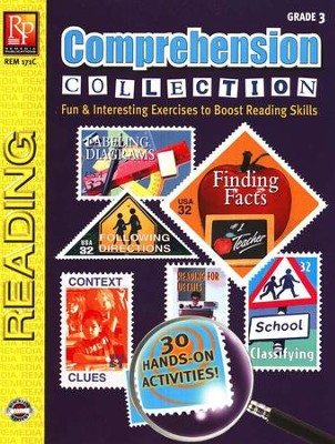 Comprehension Collection Grade 3   -