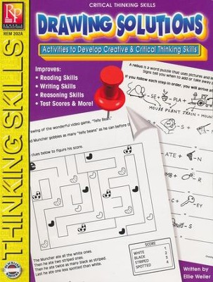 Critical Thinking: Drawing Solutions   -