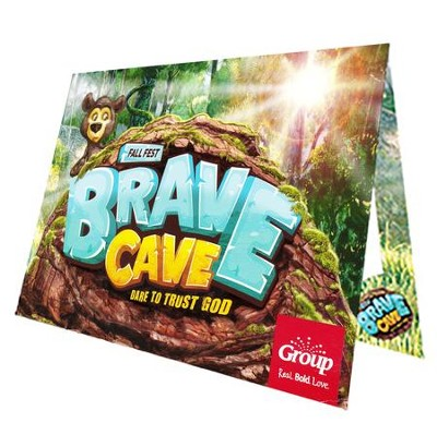 Brave Cave Follow-Up Foto Frames, pack of 10  -