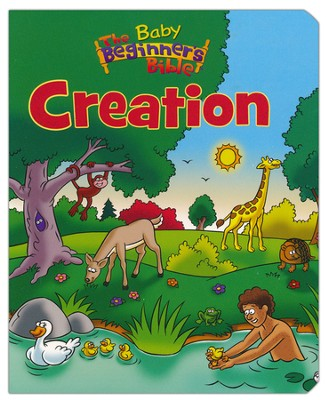 The Baby Beginner's Bible: Creation   -     By: Zondervan
