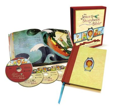 Jesus Storybook Bible Collector's Edition  -     By: Sally Lloyd-Jones     Illustrated By: Jago