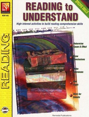 Specific Skills: Reading to Understand   -
