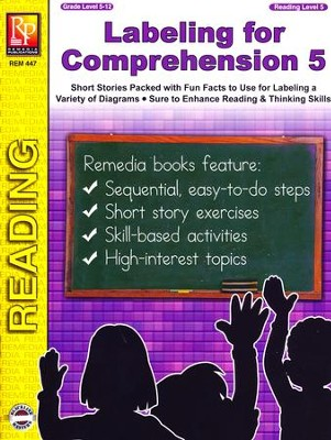 Labeling For Comprehension Reading Level 5   -
