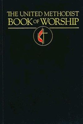 The United Methodist Book of Worship: Regular Edition Black - eBook  -     By: UMPH Methodist Publication