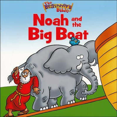 Noah and the Big Boat  -