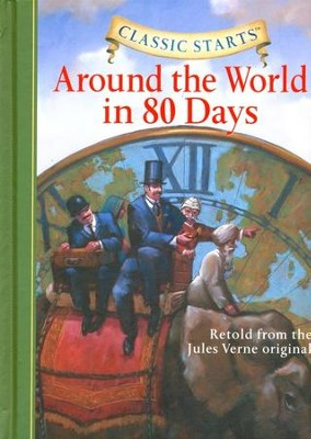 Around the World in 80 Days  -     By: Jules Verne