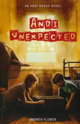 #1: Andi Unexpected  -     By: Amanda Flower