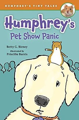 Humphrey's Pet Show Panic  -     By: Betty G. Birney