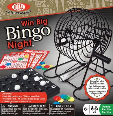 Win Big Bingo Night  -