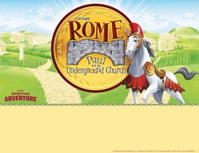 Rome VBS 2017: Publicity Posters (pack of 5)   -