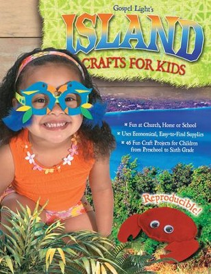 VBS 2014 SonTreasure Island- Island Crafts for Kids  -