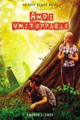 #3: Andi Unstoppable  -     By: Amanda Flower
